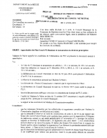 Délibération Approbation n°17/2018
